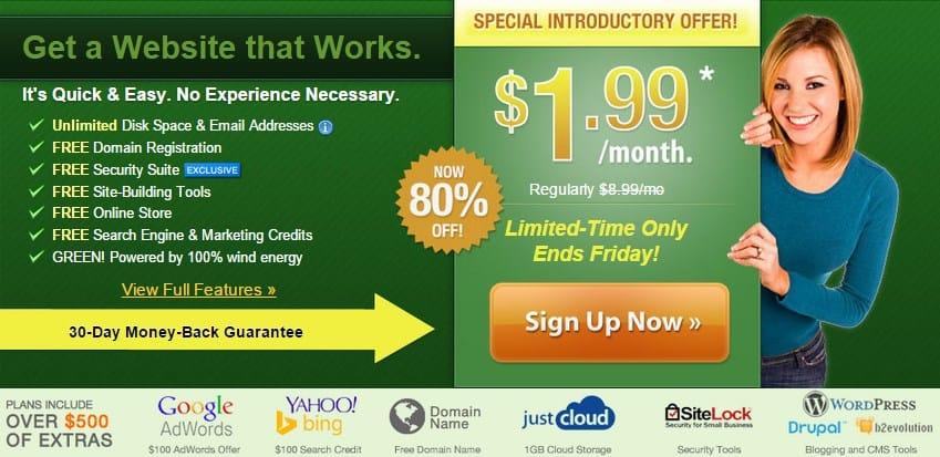 Ipage web hosting coupons