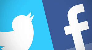 Making a Facebook and Twitter page