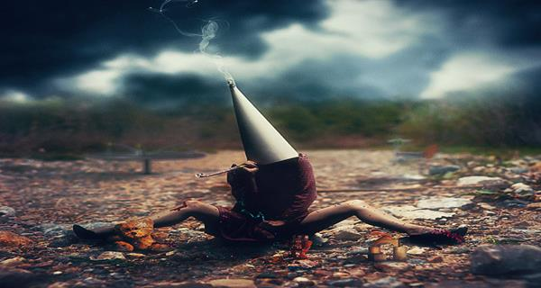 Create a Dark, Conceptual Photo Manipulation in Stock Photography