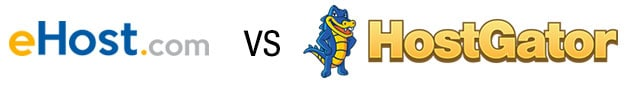 eHost vs HostGator