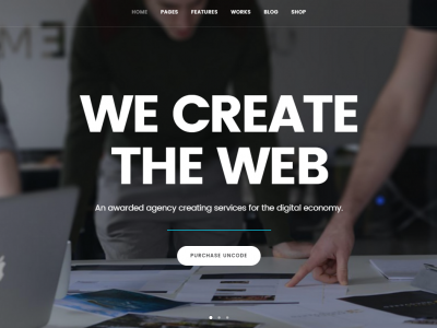A Closer Look at Uncode Creative Multiuse WordPress Theme