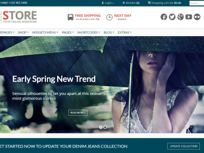 An In-Depth Look At GoodStore – WooCommerce Theme