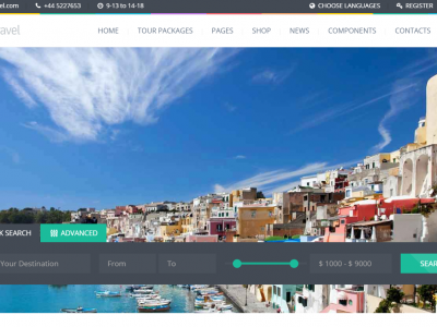 Love Travel – Creative Travel Agency WordPress Theme In-Depth Review
