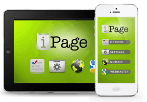 iPage apple