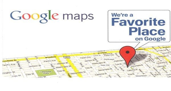 Getting your business on Google Maps