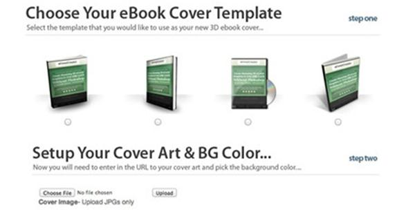free ebook cover software