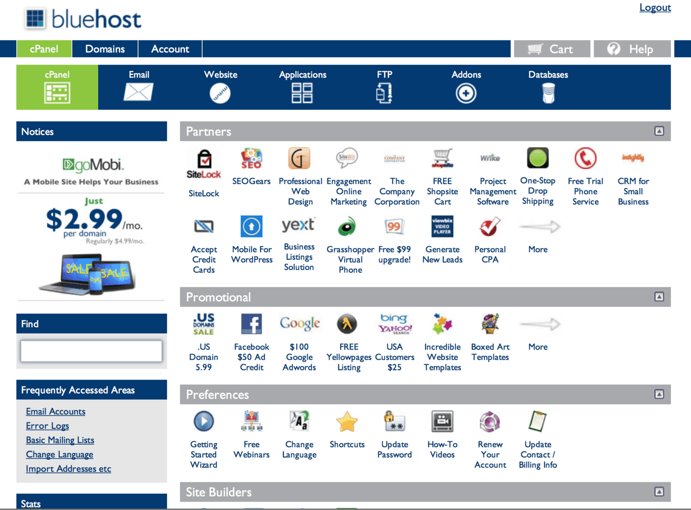 how to move files from one cpanel to another