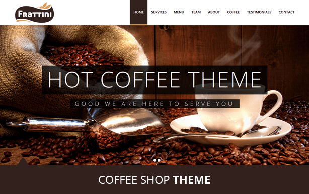 10 beautiful premium wordpress themes for caf s and coffee shops web hosting plan guide. Black Bedroom Furniture Sets. Home Design Ideas
