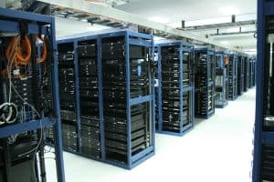 Data center image