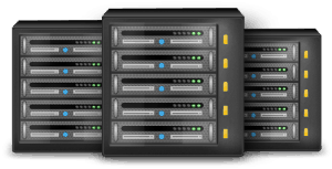 Image of virtual private servers