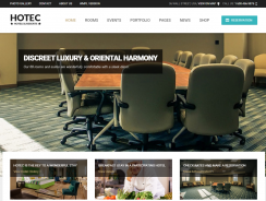 Hotec – Responsive Hotel, Spa & Resort WP Theme Review