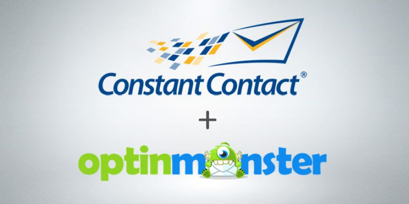 How to Set Up Constant Contact and OptinMonster